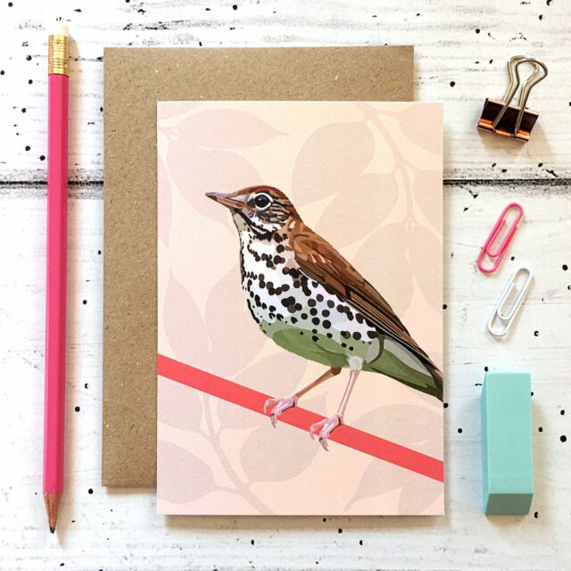 GCS016 - Thrush card