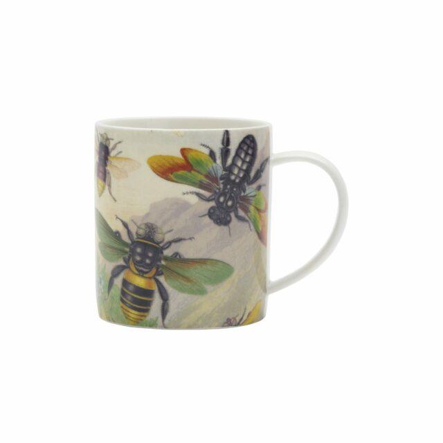 MA1160 Curios - Mug - Rainbow Bugs