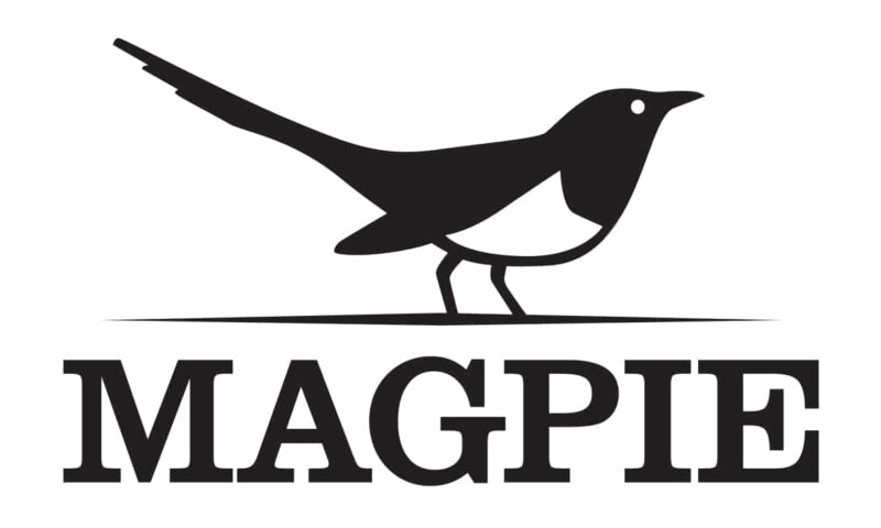 Magpie - new logo right