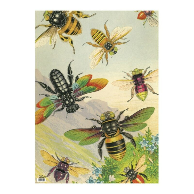 ma1172 Rainbow Bug Wrap