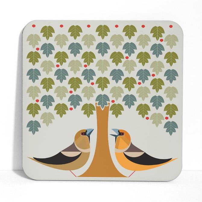 Hawfinch Placemats