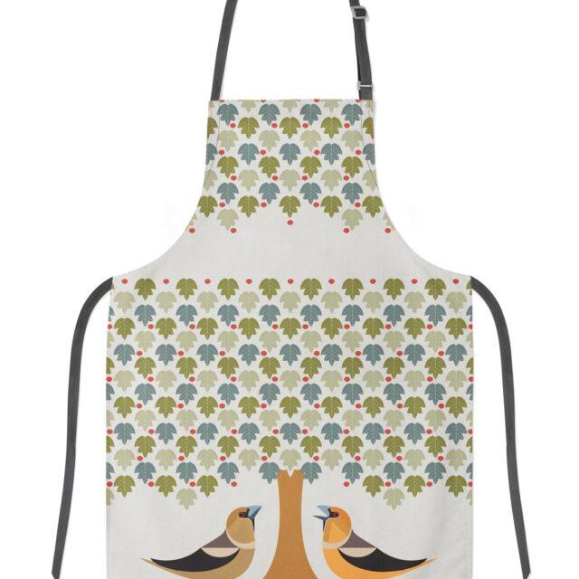 hawfinch apron