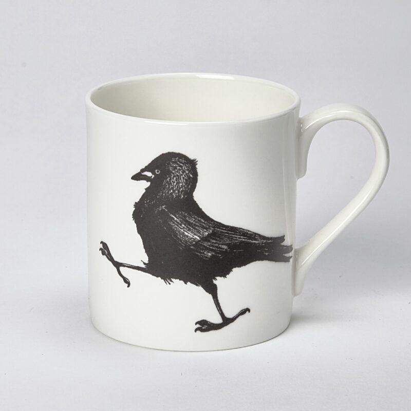 jackdaw mug