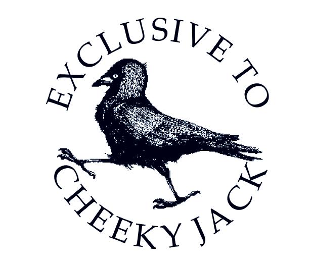 Cheeky jack logo