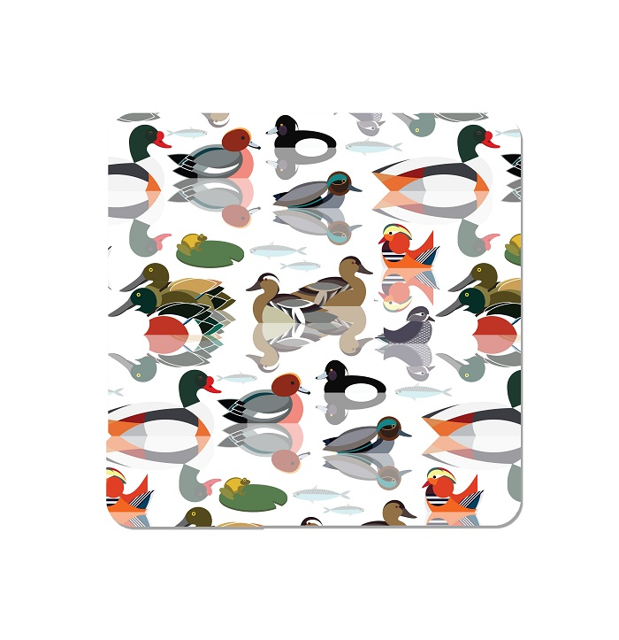 ducks placemats